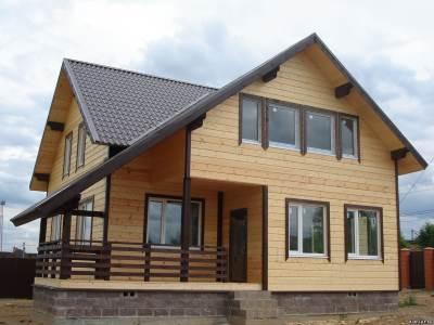 Строительство домов под ключ проекты и цены в Томске без предоплаты по честным ценам.