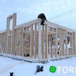 Строительство каркасных домов в Ключах каркасные дома в томске под ключ каркасные дома в посёлке Ключи под ключ цены каркасные дома томск
