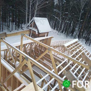 Строительство каркасных домов в посёлке Апрель каркасные дома под ключ в томске недорого каркасные дома в селе Апрель под ключ цена фото