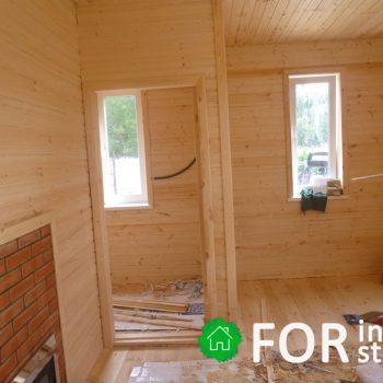 Строительство бани в Томске