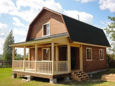 Строительство домов под ключ проекты и цены в Томске строительство домов из бруса