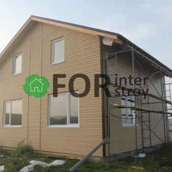 Строительство домов в Томске под ключ цены. Каркасные дома под усадку, доступные цены.