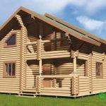 Проект дома 96 м2