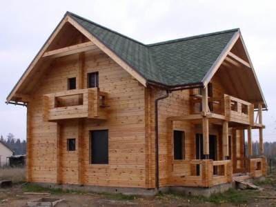 Строительство домов Томск под ключ проекты и цены в Томске