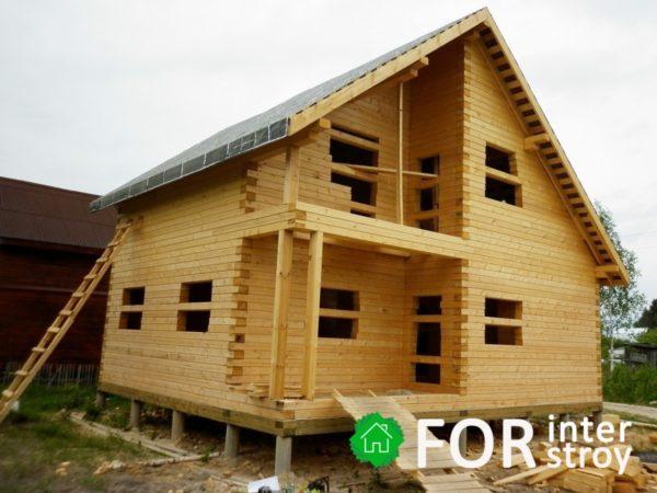 Строительство дома в Томске